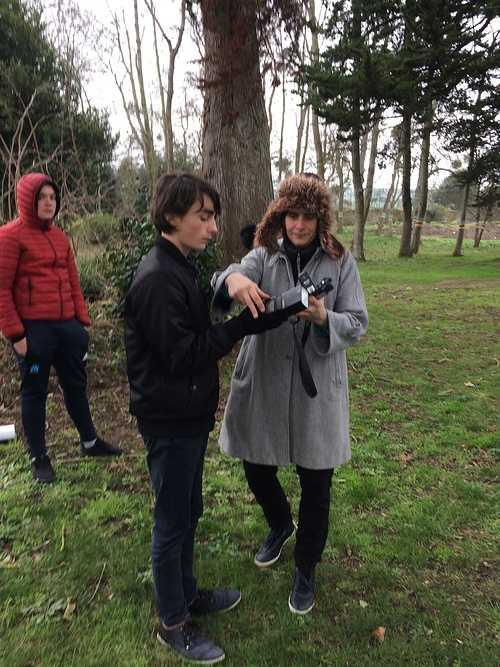 Les 4ème de Saint-Ilan: nature artistes photographes! img2699