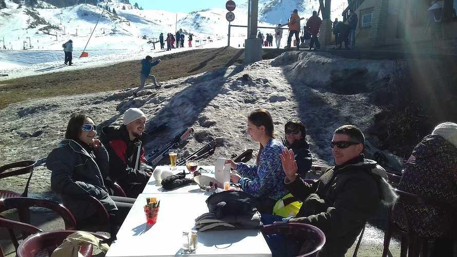 BTS Technico-Commercial et BTS PRoduction Horticole: une semaine de pur bonheur au ski pour les deuxième année ! 20170227140719