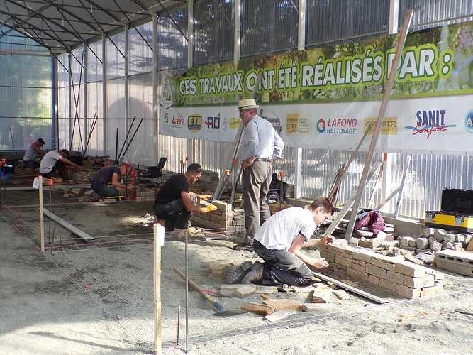 Concours régional meilleur apprentis Aménagement Paysager mafregional23-05-178