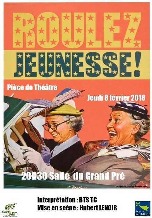 Théâtre des BTS 1 TC 0