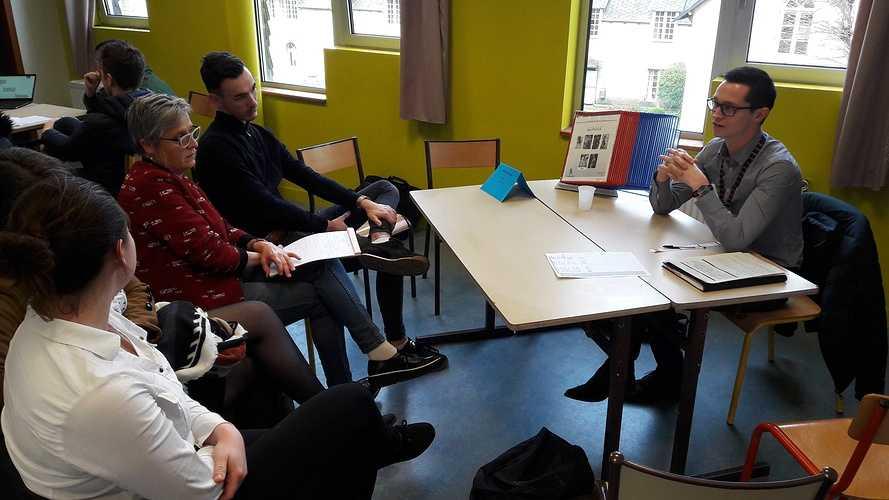 Forum des métiers 2018 à l''école Saint-Ilan LANGUEUX 20180130145730