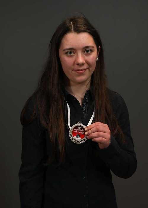 Médailles d''or aux Olympiades des Métiers 2018 20hdamelielevaillanthorticulture