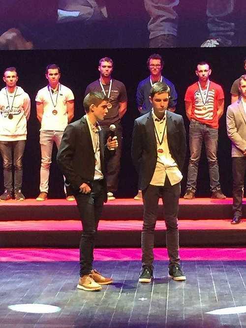 Médailles d''or aux Olympiades des Métiers 2018 2765503110367660631394703662436915110585717n