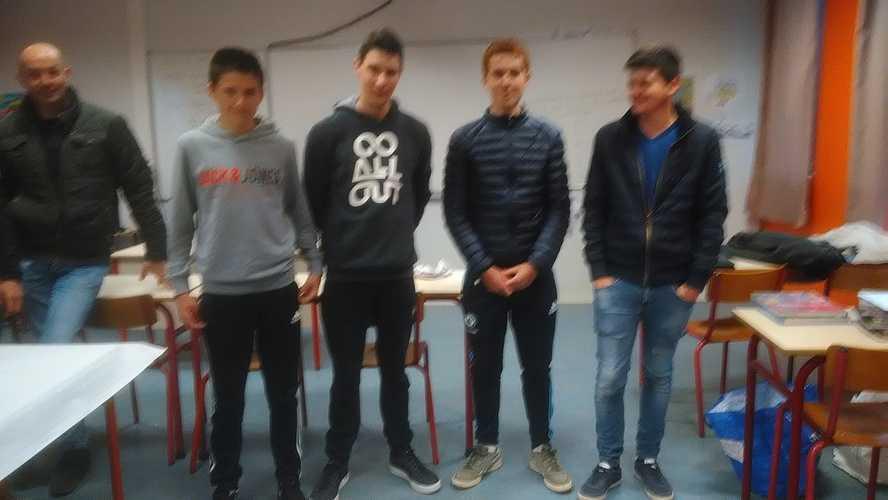 concours départemental du « Meilleur Apprentis de France » 0