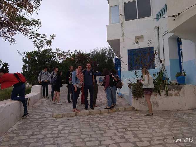 Retour sur le voyage en Tunisie des élèves de Saint Ilan p20180403163924p