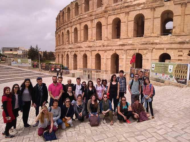 Retour sur le voyage en Tunisie des élèves de Saint Ilan p20180404110958p