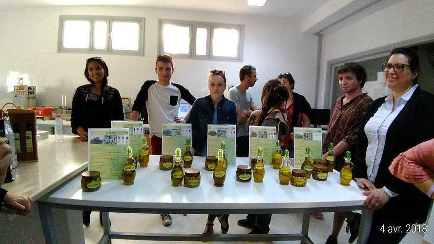 Retour sur le voyage en Tunisie des élèves de Saint Ilan p20180404164845p
