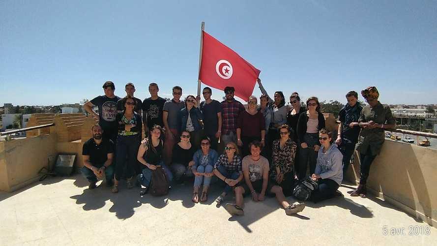 Retour sur le voyage en Tunisie des élèves de Saint Ilan 0