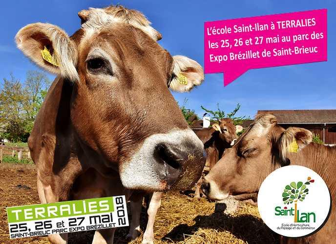 Terralies, un rendez-vous majeur du monde agricole breton 0