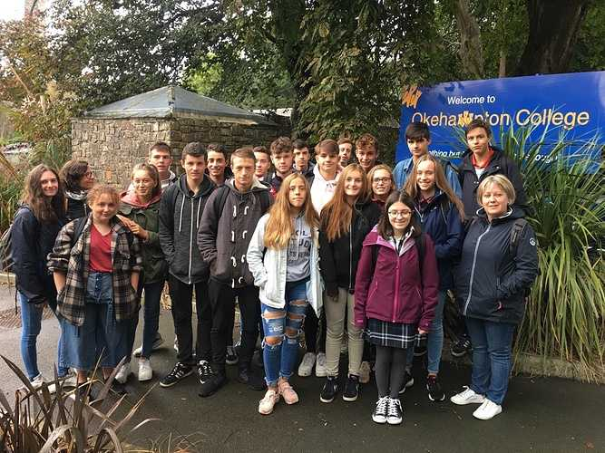 Les élèves de Saint Ilan : des Côtes d''Armor au Devon 0