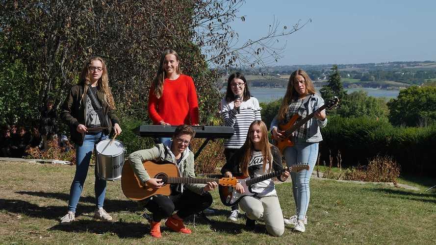 Des musiciens en herbe à Saint-Ilan p1210105