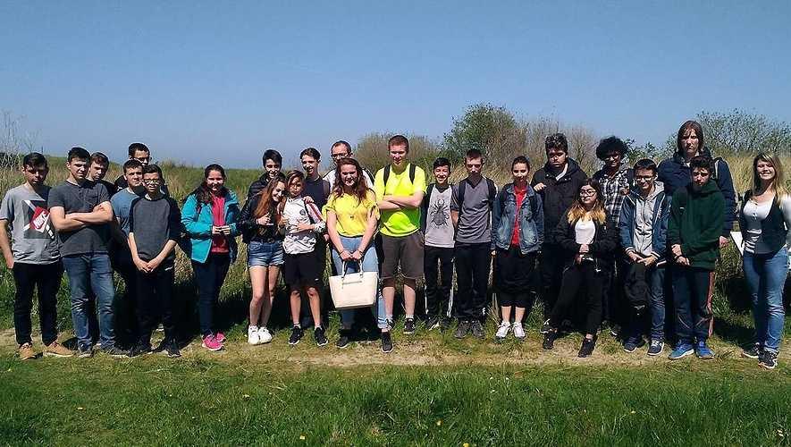 Des élèves de Saint-Ilan sensibilisés à l''environnement 0