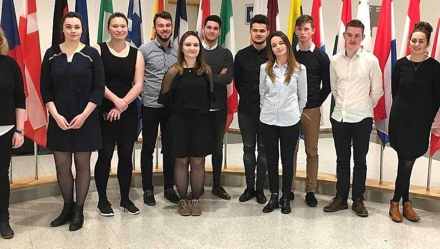 Les étudiants de Saint Ilan découvrent Bruxelles 0