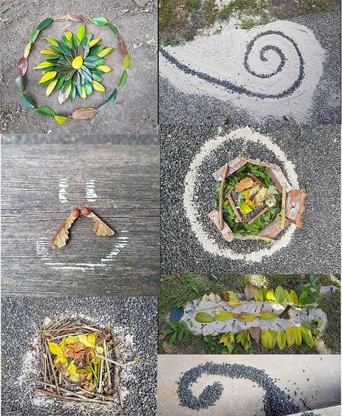 Land Art et Street Art à la Briqueterie de Langueux 0